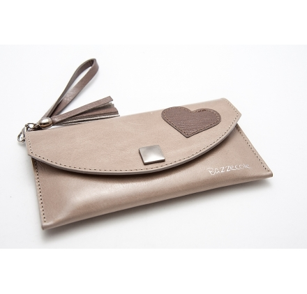 POLINESIA leather pochette case