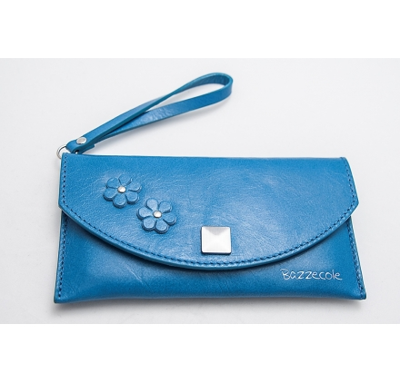 HAWAII L leather pochette case