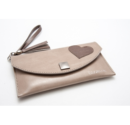 POLINESIA L leather pochette case