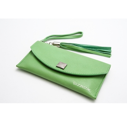 ARMONIA XL leather pochette case