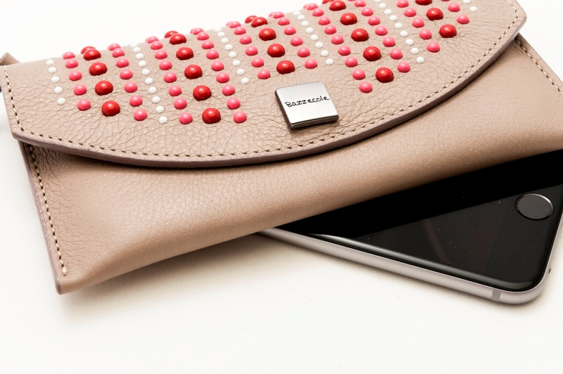 etui en cuir pour Apple iPhone 7