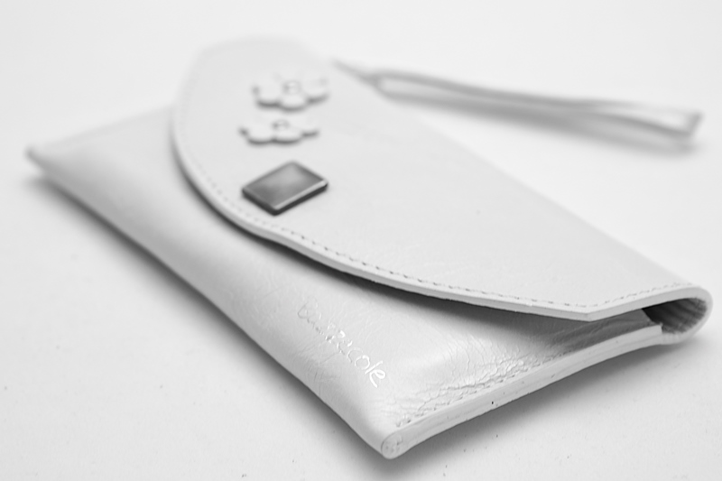 leather case for LG Zero